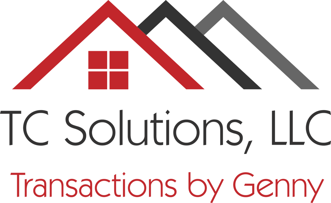 TC Solutions LLC Logo